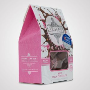 rose rocky road milk chocolate