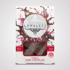 chilli dark rocky road chocolate