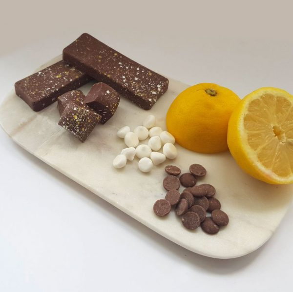 lemon meringue rocky road milk chocolate ingredients