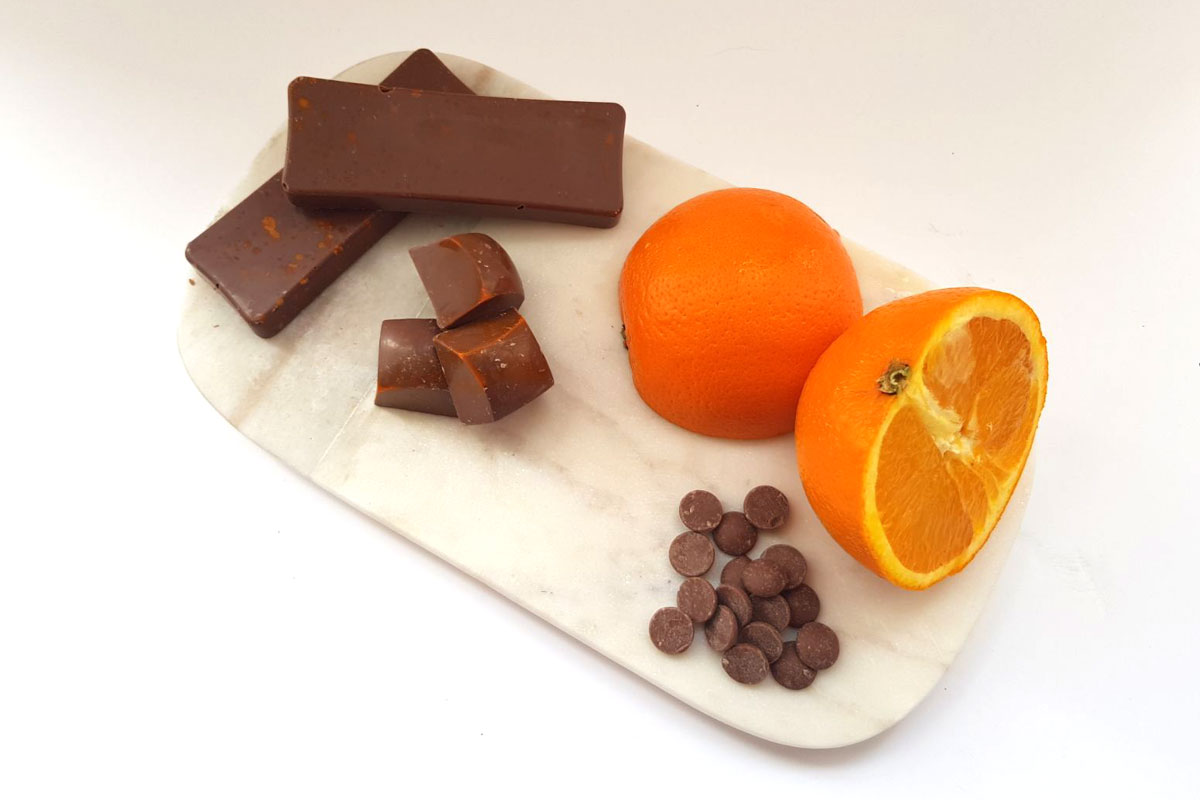 about langleys orange rocky road milk chocolate