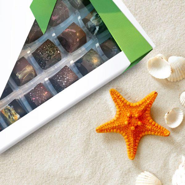 assorted rocky road 24 chocolates