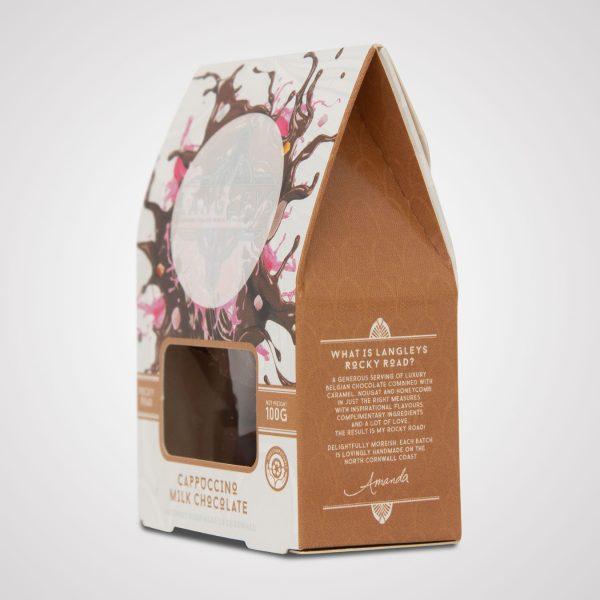 cappuccino rocky road milk chocolate