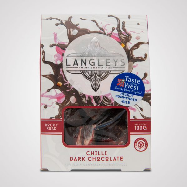 chilli dark chocolate