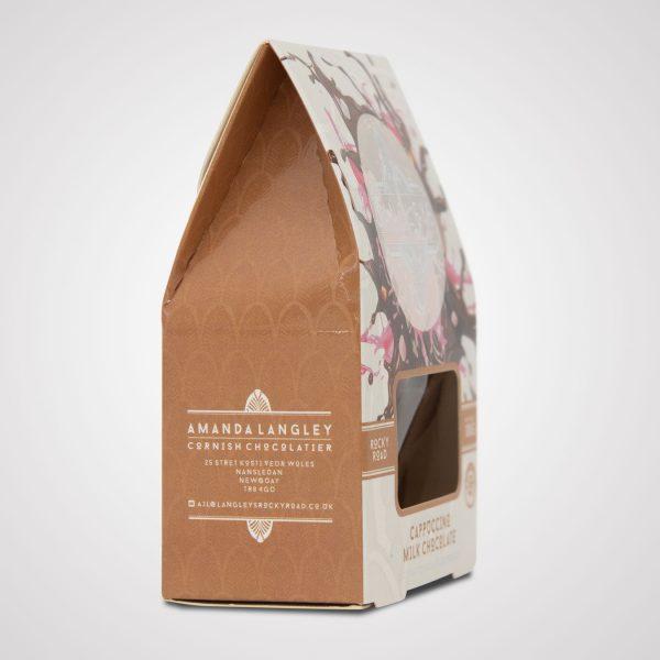 langleys cappuccino rocky road milk chocolate