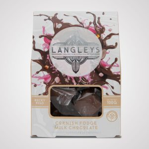 langleys fudge rocky road milk chocolate