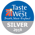 taste of the west silver award 2018