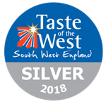 taste of the west award silver 2018 winner
