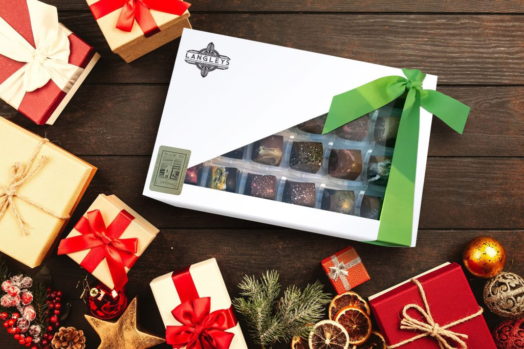 monthly chocolate subscription gift