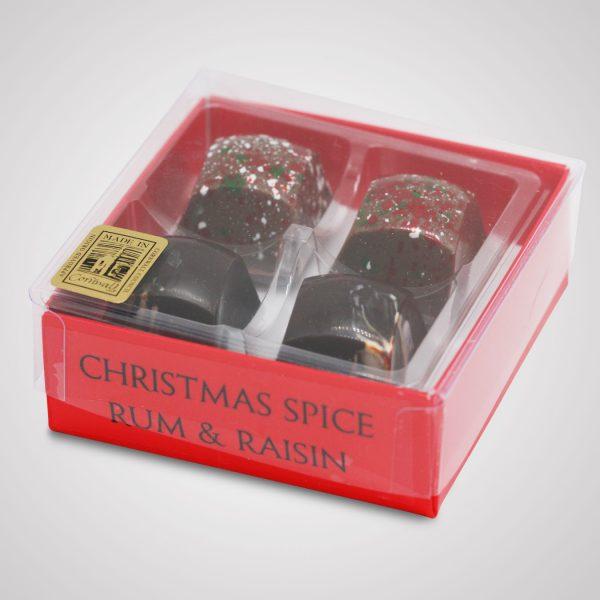 chocolate christmas spice 4 choc box