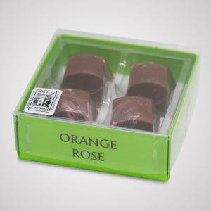 chocolate orange rose 4 choc box