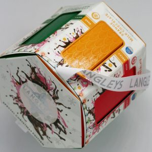 christmas carousel chocolate box