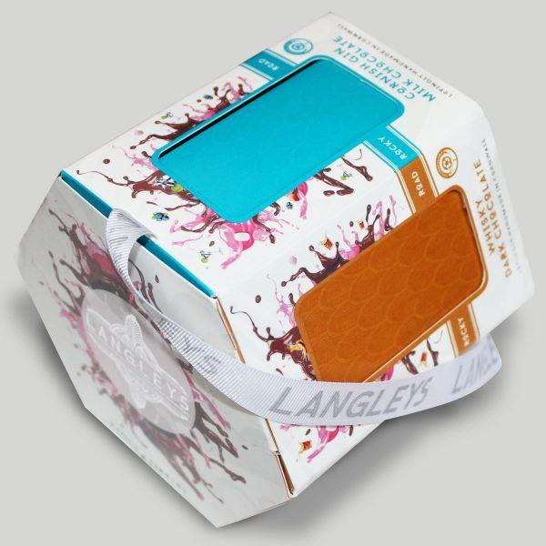 Milk Chocolate Carousel - fancy a tipple