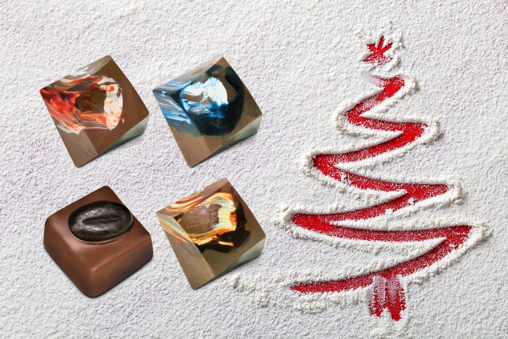 Tis the season to eat chocolate christmas